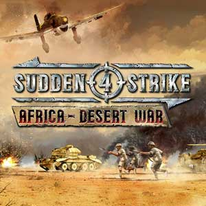Buy Sudden Strike 4 Africa Desert War PS4 Compare Prices