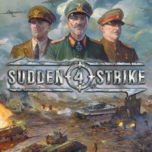 Buy Sudden Strike 4 PS4 Game Code Compare Prices