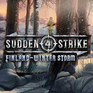 Buy Sudden Strike 4 Finland Winter Storm CD Key Compare Prices
