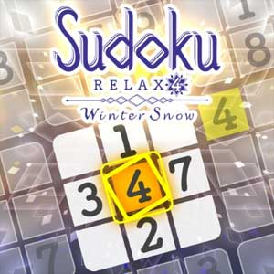 Buy Sudoku Relax 4 Winter Snow Nintendo Switch Compare Prices