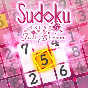 Sudoku Relax 5 Full Bloom