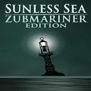 Sunless Sea Zubmariner