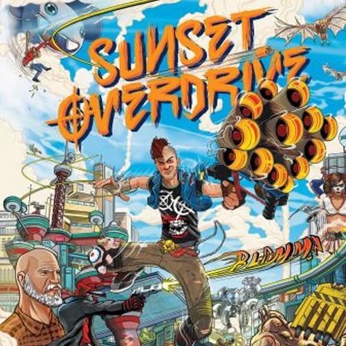 Buy Sunset Overdrive Xbox One Code Compare Prices