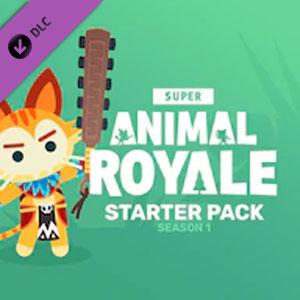 Super Animal Royale Starter Pack Season 1