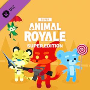 Super Animal Royale Super Edition