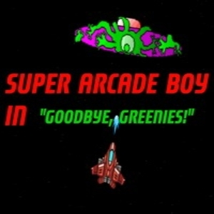 Buy Super Arcade Boy in Goodbye Greenies CD KEY Compare Prices