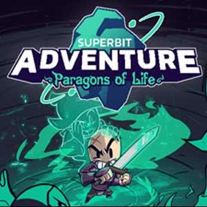 Super Bit Adventure Paragons of Life