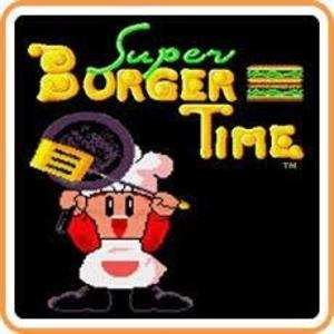 Super BurgerTime