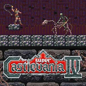 Buy Super Castlevania 4 Wii U Download Code Compare Prices