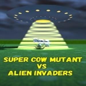 Super Cow Mutant VS Alien Invaders