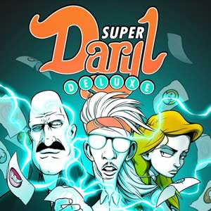 Buy Super Daryl Deluxe CD Key Compare Prices