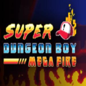 Super Dungeon Boy Mega Fire