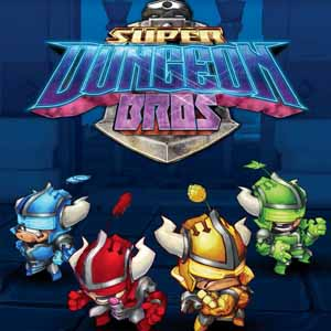 Buy Super Dungeon Bros PS4 Game Code Compare Prices