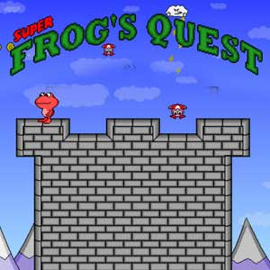 Super Frogs Quest
