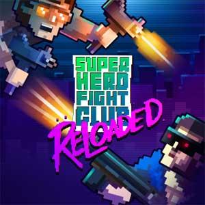 Super Hero Fight Club Reloaded