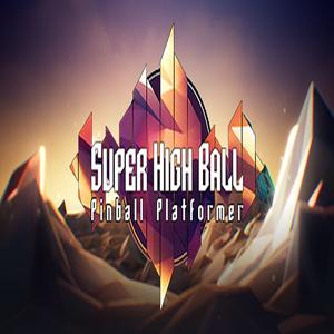 Super High Ball Pinball Platformer