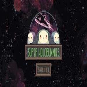 Super Holobunnies Pause Cafe