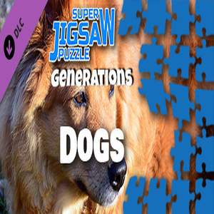 Super Jigsaw Puzzle Generations Dogs Puzzles
