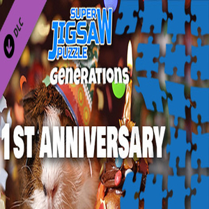 Super Jigsaw Puzzle Generations First Anniversary