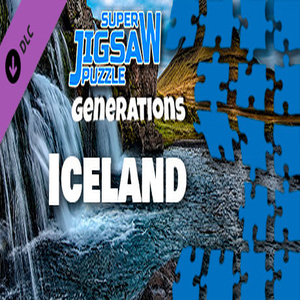 Super Jigsaw Puzzle Generations Iceland