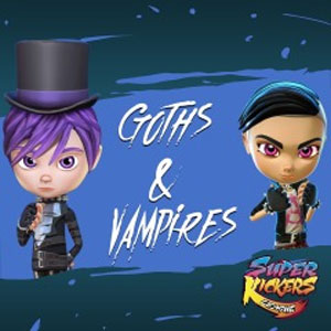 Super Kickers League Goths and Vampires