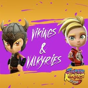 Super Kickers League Vikings and Valkyries