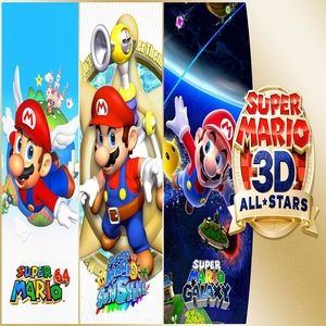Buy Super Mario 3D All-Stars Nintendo Switch Compare Prices