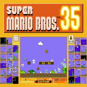 Buy Super Mario Bros 35 Nintendo Switch Compare Prices