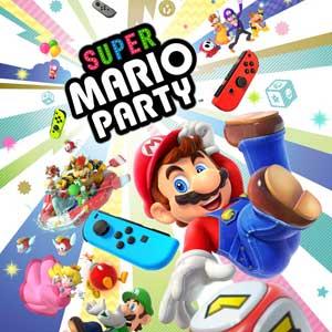 Buy Super Mario Party Nintendo Switch Compare Prices