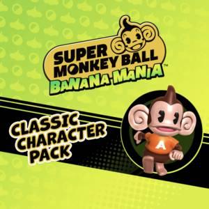 Super Monkey Ball Banana Mania Classic Character Pack