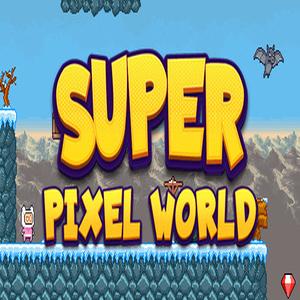 Super Pixel World