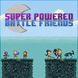 Super Powered Battle Friends