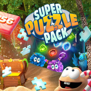 Buy Super Puzzle Pack Nintendo Switch Compare Prices