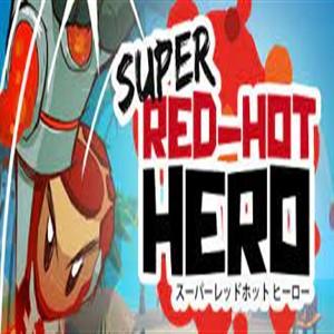 Super Red Hot Hero