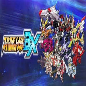 Super Robot Taisen BX