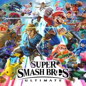 Buy Super Smash Bros Ultimate Nintendo Switch Compare Prices