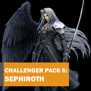 Super Smash Bros Ultimate Challenger Pack 8 Sephiroth