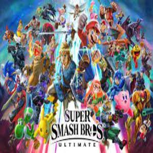 Super Smash Bros Ultimate Challenger Pack 9
