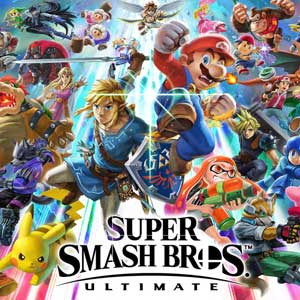 Buy Super Smash Bros Ultimate Fighters Pass Nintendo Switch Compare Prices