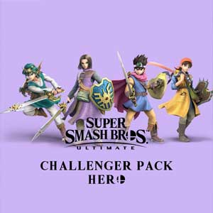 Buy Super Smash Bros Ultimate Hero Challenger Nintendo Switch Compare Prices