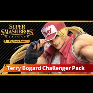 Super Smash Bros Ultimate Terry Bogard Challenger Pack 4