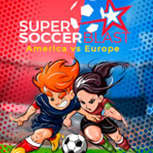Super Soccer Blast America vs Europe