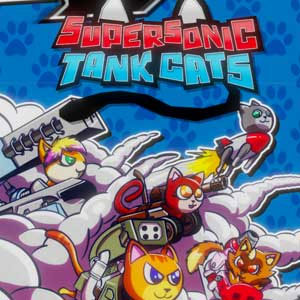 SUPER SONIC TANK CATS