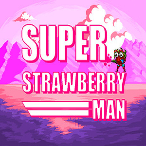 Super Strawberry Man