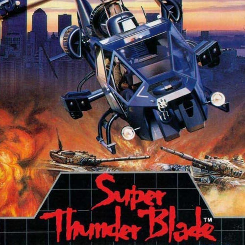 Buy Super Thunder Blade CD Key Compare Prices