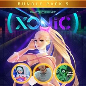 SUPERBEAT XONiC EX Bundle Pack 5