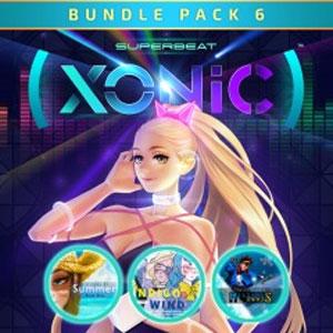 SUPERBEAT XONiC EX Bundle Pack 6
