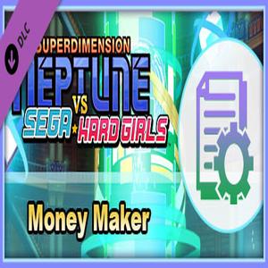 Superdimension Neptune VS Sega Hard Girls Money Maker