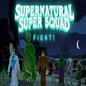 Supernatural Super Squad Fight
