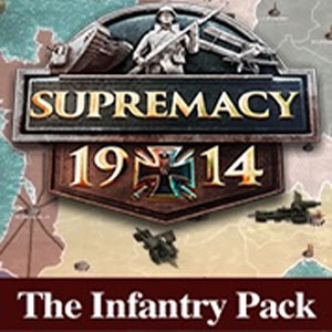Supremacy 1914 The Infantry Pack